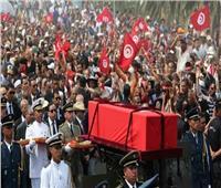 التونسيون يبعثون رسالة للعالم بوحدتهم فى توديعهم لرئيسهم