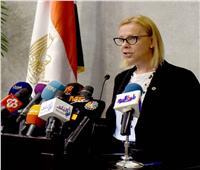 مديرة البنك الإفريقي للتنمية في مصر تشيد بجهود الاستثمار في دعم رواد الأعمال والمرأة