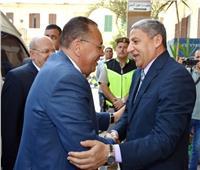 محافظ الشرقية يهنئ مدير الأمن الجديدبتولي المنصب