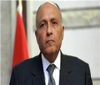 سامح شكري يتوجه إلى بغداد لبحث التعاون بين مصر والعراق والأردن