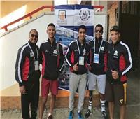 «منتخب الشباب» يسافر إلى رومانيا للمشاركة في بطولة العالم للكانوي والكياك