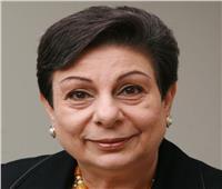 حنان عشراوي تطالب الأمم المتحدة بإدراج إسرائيل على القائمة السوداء