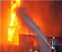 السيطرة على حريق في حوشين للمواشي بقنا