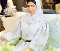 منال الأنصاري وهاني البحيري في عرض أزياء مصري سعودي بدبي