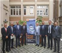 بناء أول مركز إقليمي لوجستي لخدمات تخزين وصيانة الكابلات البحرية بمصر