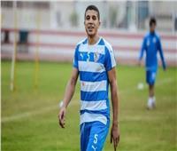 محمد عبد الغني ينتظم في تدريبات الزمالك بعد تعافيه من الإصابة