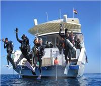 «غرفة الغوص» تحذر قائدي القوارب البحرية لهذا السبب