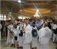 «عبد العاطي» يجتمع برؤساء البعثات المصرية لمتابعة حالة الحجاج