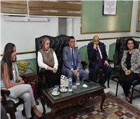 «طب عين شمس» تحتفل بالتعاون العلمي مع مركز أبحاث الجينات بمدينة زويل