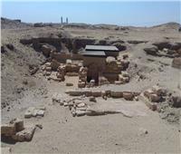 إيداع قطع أثرية عثر عليها بمنزل في بني سويف لمتحف إهناسيا