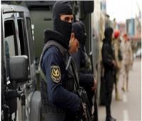 مقتل 7 عناصر إرهابية من المتورطين في حادث معهد الأورام