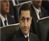 علاء مبارك يرد على أنباء وفاة والدته