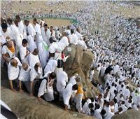التضامن: وقوف 12 ألف حاج من الجمعيات الأهلية على جبل عرفات