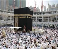 ضيوف الرحمن يؤدون «طواف الإفاضة» بالمسجد الحرام