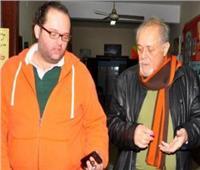 نجل محمود عبدالعزيز يطلب الدعاء لوالده بمناسبة عيد الأضحى