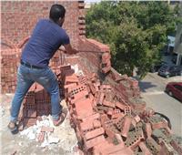 محافظ القاهرة: استمرار حملات إزالة المباني المخالفة طوال أيام العيد