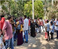 حصاد ثاني أيام العيد.. ذبح 3824 أضحية و50 ألف زائر في «حديقة الحيوان»