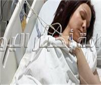 نقل المطربة رحمة إلى المستشفى