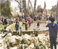 في العيد.. ملاهي الفسطاط تجتذب الأطفال وإقبال على الرحلات النيلية