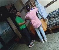 فريق «أطفال بلا مأوى» ينقذ فتاة ويلحقها بدار رعاية في القاهرة