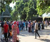 حديقة الحيوان تفتح أبوابها في رابع أيام العيد و170 ألف زائر حتى الآن