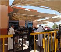 فيديو| بالأحضان والزغاريد استقبال أولى رحلات عودة الحجاج بمطار القاهرة