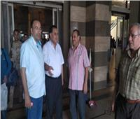 «رسلان» يتفقد انتظام حركة مسير القطارات رابع أيام عيد الأضحى