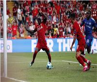 فيديو| ماني يسجل هدف التعادل لليفربول في تشيلسي