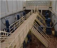 جهاز الشروق: تشغيل رافع المياه بمنطقة «الميكروويف» لزيادة حصة المدينة