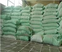 ضبط 14,5 طن دقيق مدعم قبل بيعها في السوق السوداءببني سويف