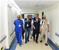 الصحة: 41 حاجًا مصريًا مازالوا في مستشفيات السعودية.. ولا توجد أمراض وبائية حتى الآن