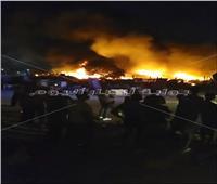 السيطرة على حريق شب في ورشة للسيارات بمدينة نصر