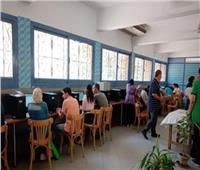 جامعة عين شمس تستأنف أعمال تنسيق الشهادات الفنية والتحويلات