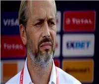 ديسابر: سعيد بالفوز على الأهلي بكأس مصر