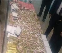 إحباط تهريب كمية من أدوات التجميل عبر مطار القاهرة