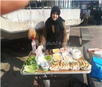 حكايات| رحلة إيمان بنت «عبدالمنعم رياض»..  من الخردة إلى «الجبنة الرومي»