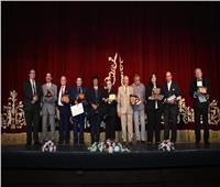 صور| وزيرة الثقافة تكرم 9 شخصيات من فناني ومبدعي الإسكندرية