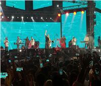من حفل العلمين.. عمرو دياب يُعلن طرح أغنية جديدة