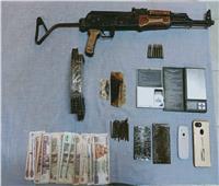 القبض على مسجل خطر بعد تبادل إطلاق النار مع الأمن في أسيوط