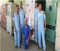 «قافلة طبية مصرية» تجري 65 جراحة دقيقة لأطفال تنزانيا