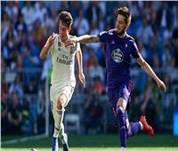 ريال مدريد يفتتح مشوار الليجا أمام سيلتا فيجو اليوم