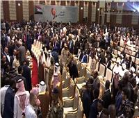 السودان  حضور عربي وإفريقي بارز في «اللحظة التاريخية»