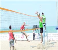 مصر تشارك في بطولة كرة الطائرة الشاطئية بسلطنة عُمان
