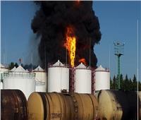 اندلاع حريق في أحد معامل «أرامكو» السعودية للغاز