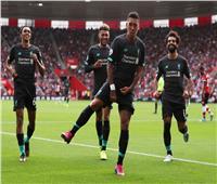 فيديو| ماني وفيرمينيو يقودان ليفربول للفوز على ساوثهامبتون
