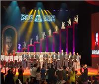 وزيرة الثقافة تكرم 11 فنانا ومسرحيا بافتتاح المهرجان القومي للمسرح