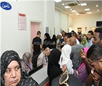 رئيس جامعة القاهرة: معهد الأورام يستقبل مرضاه بكامل طاقته صور