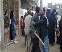 إصابة 2 وضبط 4 متهمين في مشاجرة نجع حمادي