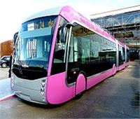 «النقل» تبحث مع سفير المكسيك إنشاء خطوط نقل سريع بأتوبيسات BRT