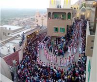 محافظ أسيوط: الاحتفال بالليلة الختامية السنوية لدير السيدة العذراء بدرنكه